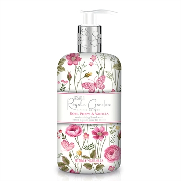 Baylis & Harding, Royale Garden Rose, Poppy & Vanilla (500 Ml.)