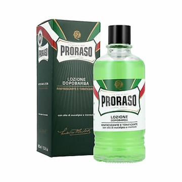 Proraso Proraso Green Line Aftershave Lotion 400ml