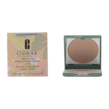 Kompaktpuder Stay Matte Clinique 01 - stay buff 7,6 g