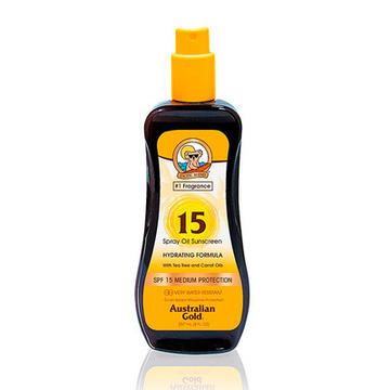 Sonnenöl Sunscreen Hydrating Australian Gold SPF 15 (237 ml)