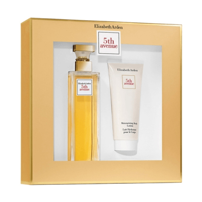 Set mit Damenparfum 5th Avenue Elizabeth Arden (2 pcs)