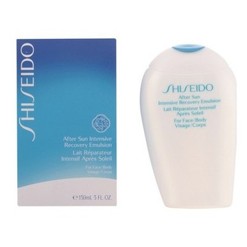 Shiseido Suncare After Sun Intensive Recovery Emulsion – For Face/Body After-Sun-Pflege Gesicht & Körper 150 ml