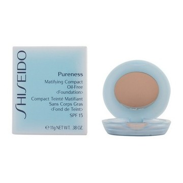 Basis für Puder-Makeup Pureness Shiseido 10 - light ivory 11 g