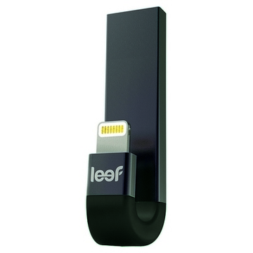 Lightning-Flash-Laufwerk Leef iBridge 3 USB 3.1 Schwarz 32 GB