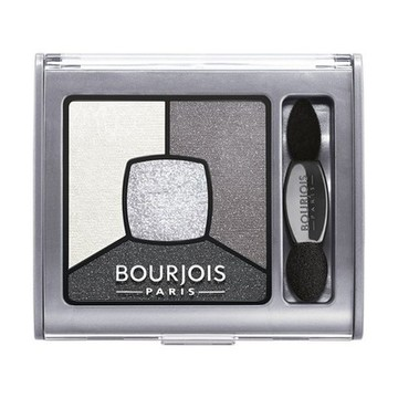 Palette mit Lidschatten Smoky Stories Bourjois (3,2 g) 15 - Brilliant prunette 3,2 g