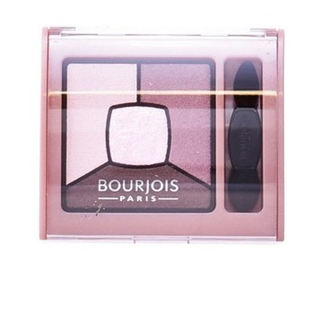 Palette mit Lidschatten Smoky Stories Bourjois 6 - Upside Brown - 3,2 g