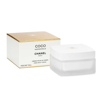 Körpercreme Coco Mademoiselle Chanel (150 g)