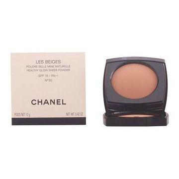 Basis für Puder-Makeup Les Beiges Chanel 60 - 12 g