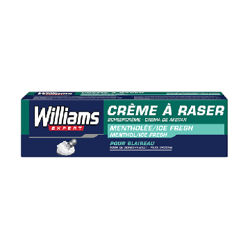 Rasiercreme Ice Fresh Williams