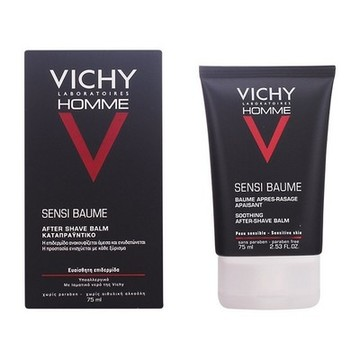 Aftershave-Balsam Homme Sensi Baume Vichy (75 ml)