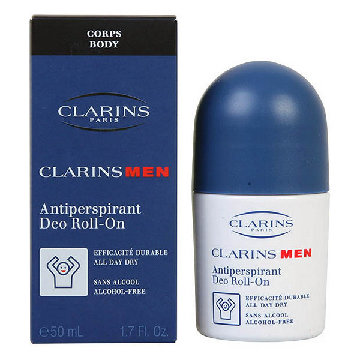 Roll-On Deodorant Men Clarins 50 ml