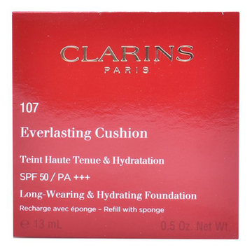 Base Refill für Make-up Everlasting Clarins 107 - 13 ml
