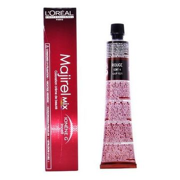 Dauerhafte Creme-Coloration Majirel Mix Rouge L'Oreal Expert Professionnel (50 ml)
