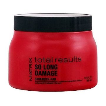 Anti-Haarausfall Shampoo Total Results So Long Damage Matrix