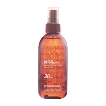 Sonnenöl Tan & Protect Piz Buin Spf 30 (150 ml)