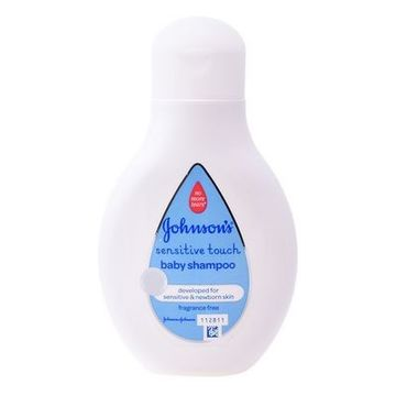 Kindershampoo Sensitive Touch Johnson's (250 ml)