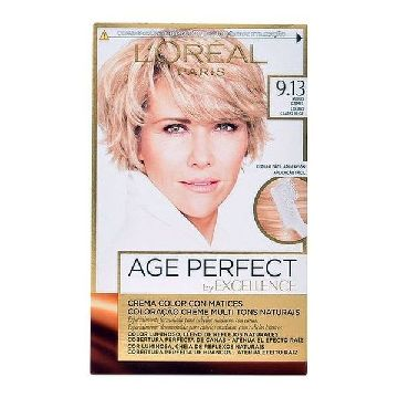 Dauerfärbung Excellence Age Perfect L'Oreal Expert Professionnel Blond