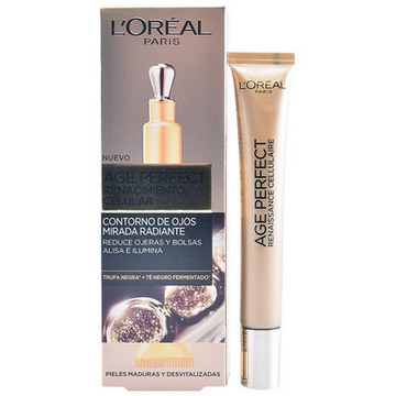 Augenkontur-Gel Age Perfect L'Oreal Make Up (15 ml)