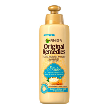 Finish-Creme Elixir De Argán Original Remedies Fructis (200 ml)
