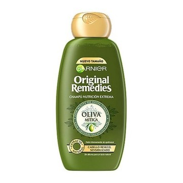 Pflegendes Shampoo Original Remedies Garnier Trockenes haar (300 Ml)