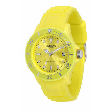 Unisex-Uhr Madison U4167-21 (40 mm)