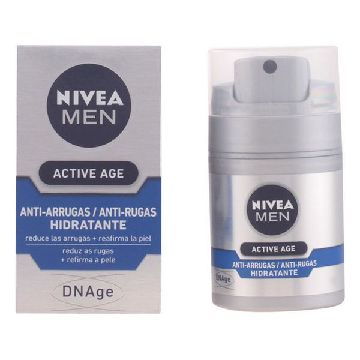 Anti-Falten Creme Men Active Age Nivea
