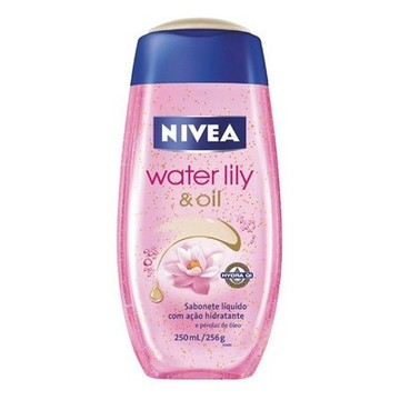 Duschgel Waterlily & Oil Nivea (250 ml)