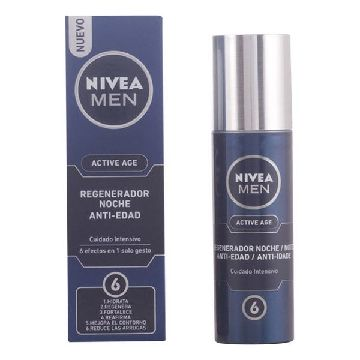 Anti-Aging Regenerationscreme Men Active Age Nivea
