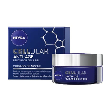 Anti-Aging Nachtcreme Cellular Nivea (50 ml)