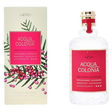 Unisex-Parfum Acqua 4711 EDC Pink Pepper & Grapefruit 170 ml