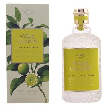 Unisex-Parfum Acqua 4711 EDC Lime & Nutmeg 170 ml