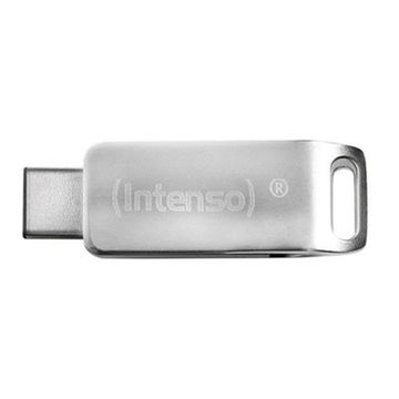 USB Pendrive INTENSO 3536470 16 GB Silberfarben