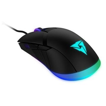 LED Gaming-Maus Aerocool AM7HEX 12000 DPI Blau