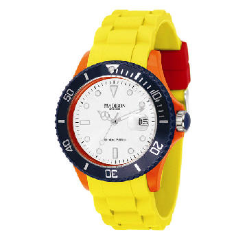 Unisex-Uhr Madison U4484C (40 mm)