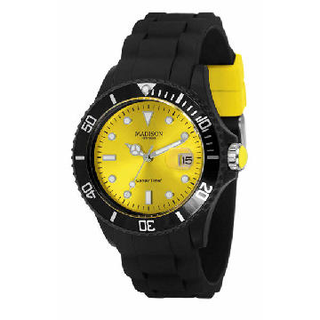 Unisex-Uhr Madison U4486-02 (40 mm)