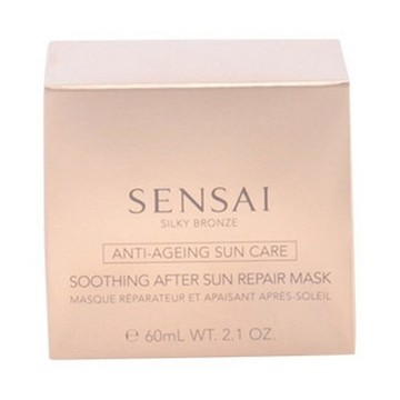 After Sun Sensai Silky Bronze Mask Kanebo (50 ml)