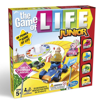 Game Of Life Junior Hasbro