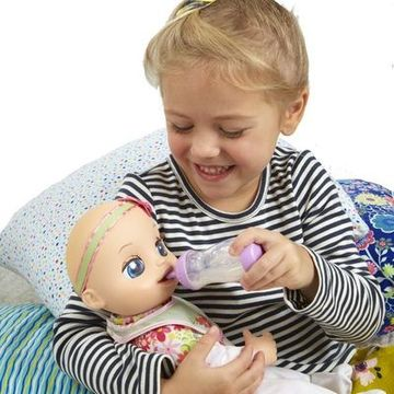 Baby Alive As Real As Can Be (Blonde) Hasbro