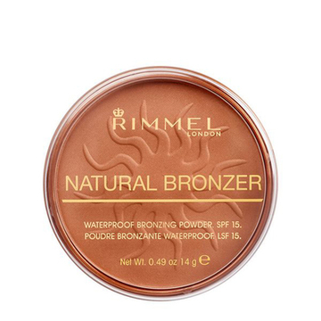 Bräunungspuder Rimmel London 026 - Sun Kissed - 14 g