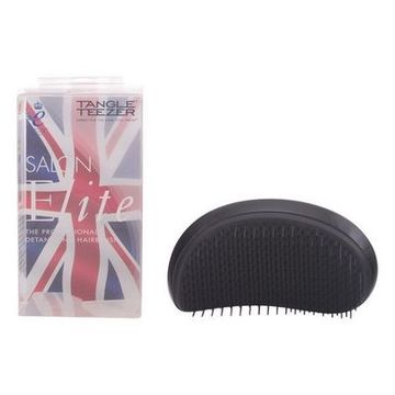 Knotenlösende Haarbürste Salon Elite Tangle Teezer Schwarz