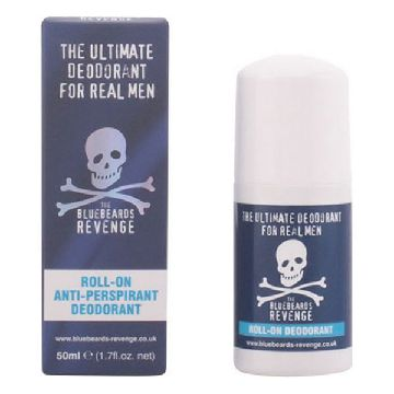 Roll-On Deodorant The Ultimate For Real Men The Bluebeards Revenge 50 ml