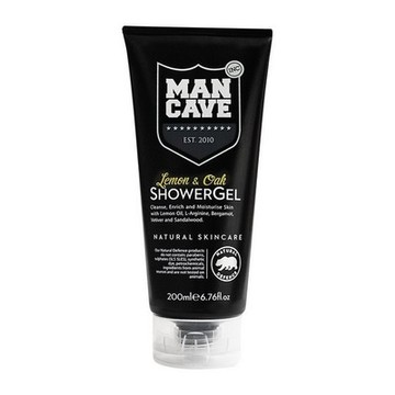 Duschgel Body Care Lemon & Oak Mancave (200 ml)