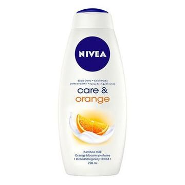 Duschgel Care & Orange Nivea (750 ml)