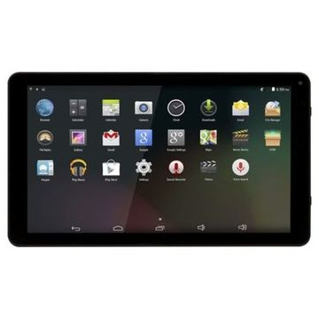 "Tablet Denver Electronics TIQ-10393 10.1"" Quad Core 1 GB RAM 16 GB Schwarz"