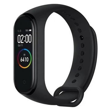 "Activity-Armband Xiaomi Mi Smart Band 4 0,95"" AMOLED Bluetooth 5.0 Schwarz"