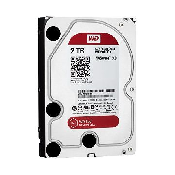 "Festplatte Western Digital Red WD20EFRX 3.5"" 2 TB Sata III 5400 rpm Buffer 64 MB"