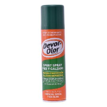 Fussdeodorant Spray Sport Devor-olor 150 ml
