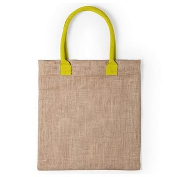 Jute Bag 145808 (38 x 41 cm) Orange