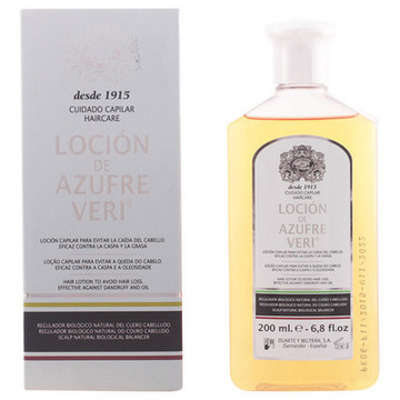 Anti-Haarausfall Lotion Azufre Veri