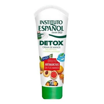 Anti-Flecken-Handcreme Detox Instituto Español (75 ml)
